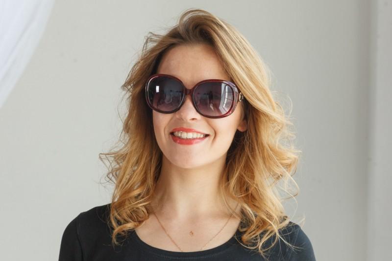 Женские классические очки 9972c4, фото 3