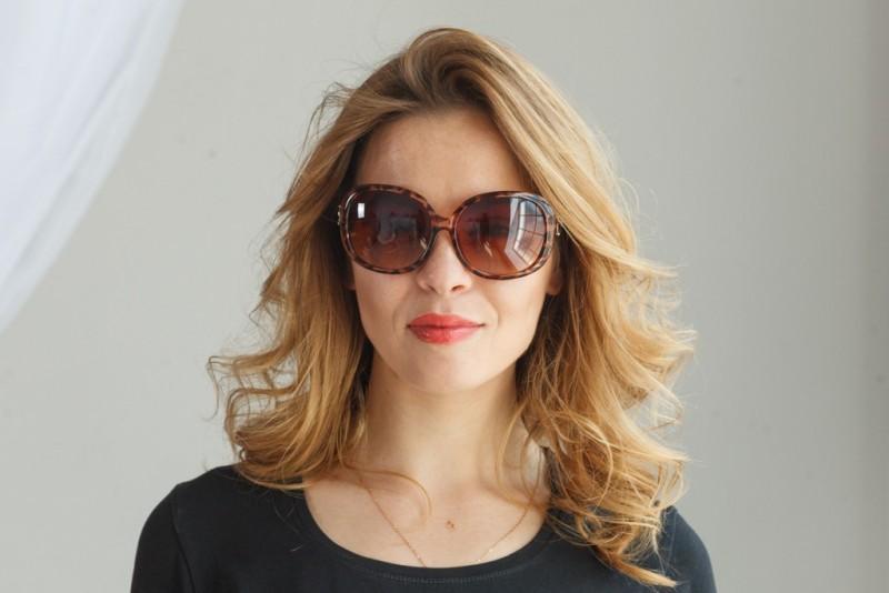 Женские классические очки 9972c1, фото 3