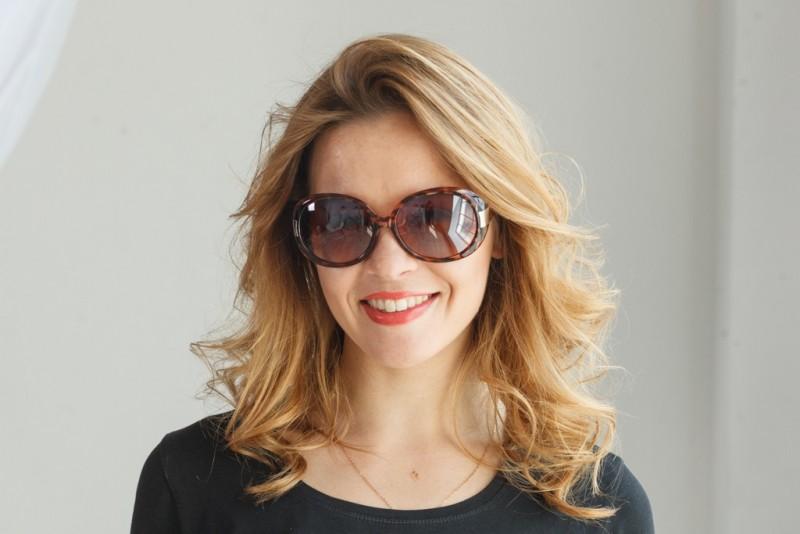 Женские классические очки 9934c1, фото 3