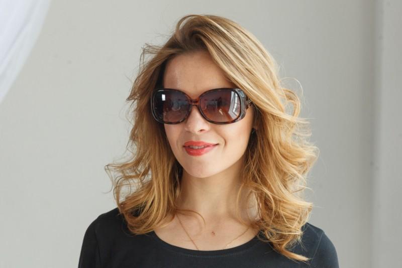 Женские классические очки 9930c1, фото 3