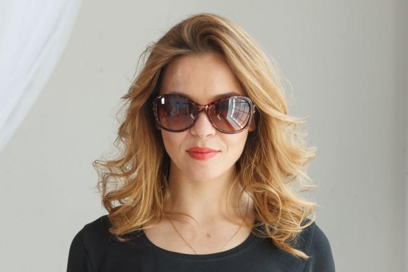 Женские классические очки 9980c1, фото 3