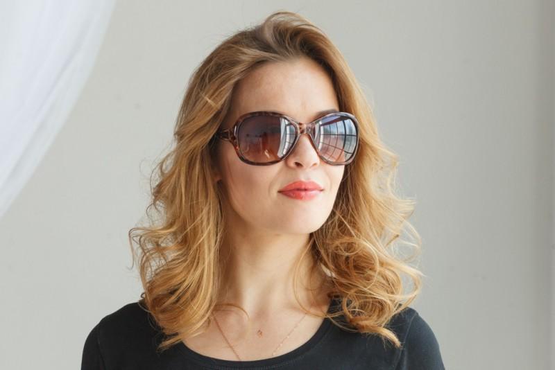 Женские классические очки 9980c1, фото 4
