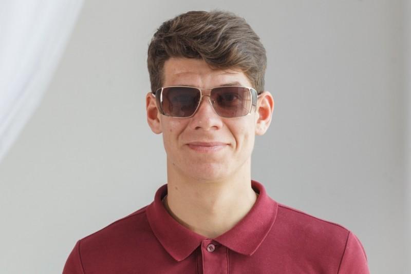 Мужские очки Police 8669c-oh12-M, фото 3