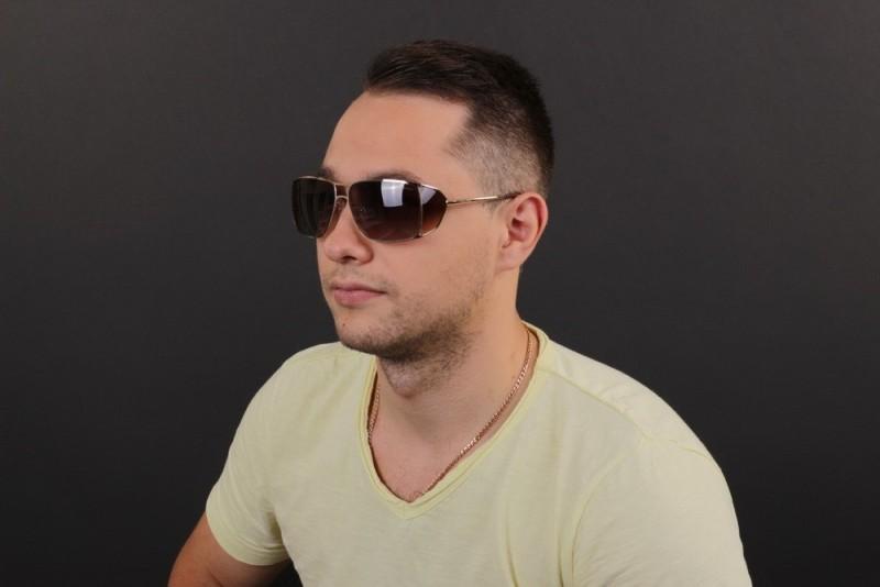 Мужские очки Police 8669c-oh12-M, фото 6