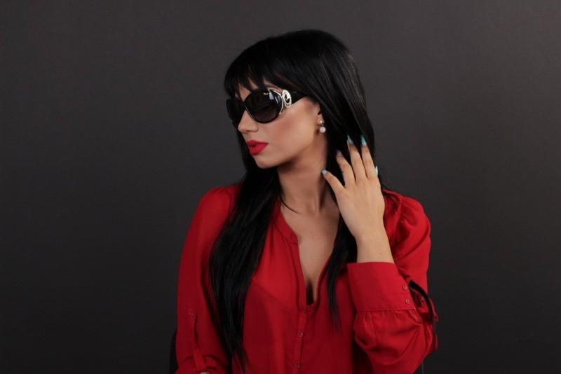 Женские очки Chopard 077g, фото 6