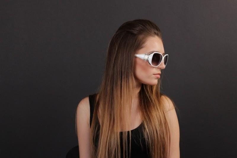 Женские очки Chopard 077wh, фото 6