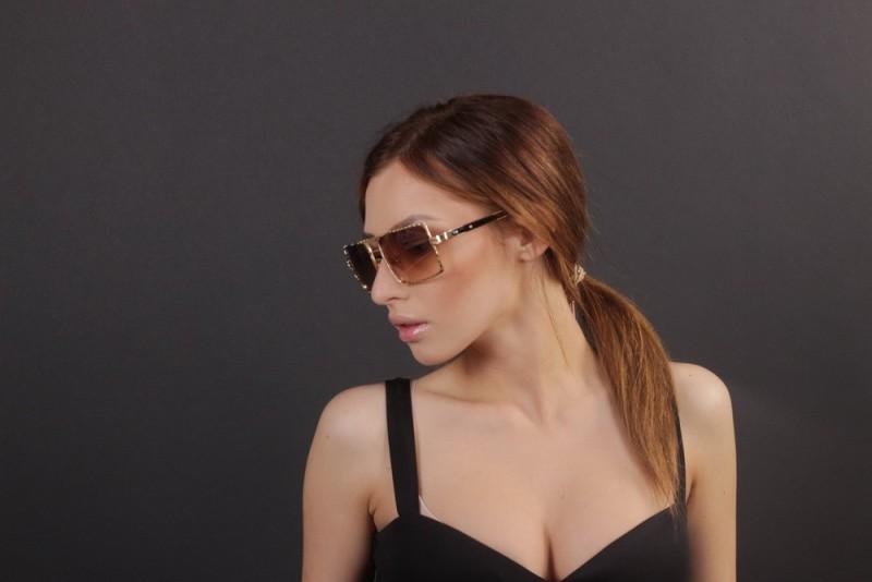 Женские классические очки 5885s-192, фото 5