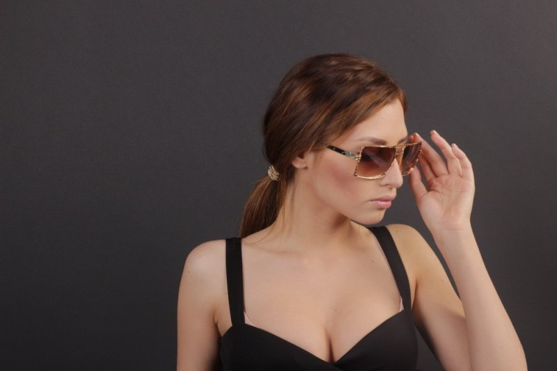 Женские классические очки 5885s-192, фото 6