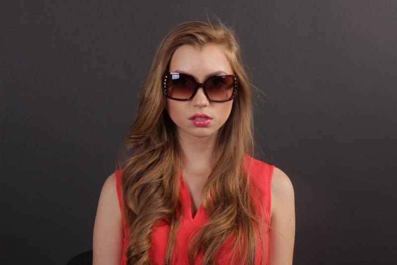 Женские классические очки 56242s-13, фото 4