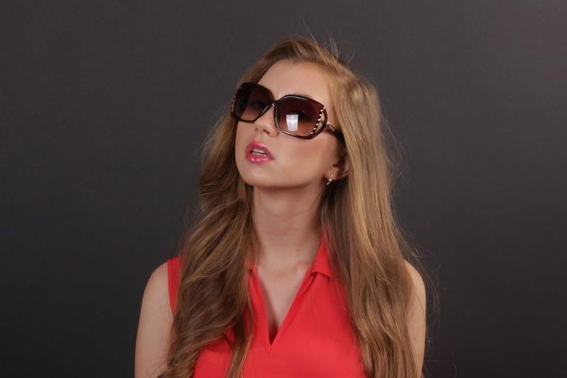 Женские классические очки 56242s-13, фото 5