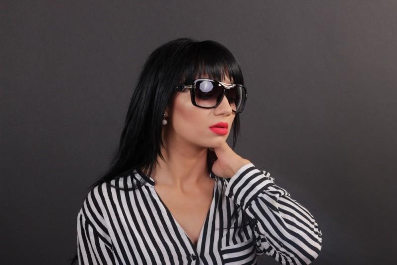 Женские классические очки 56266s-10, фото 6