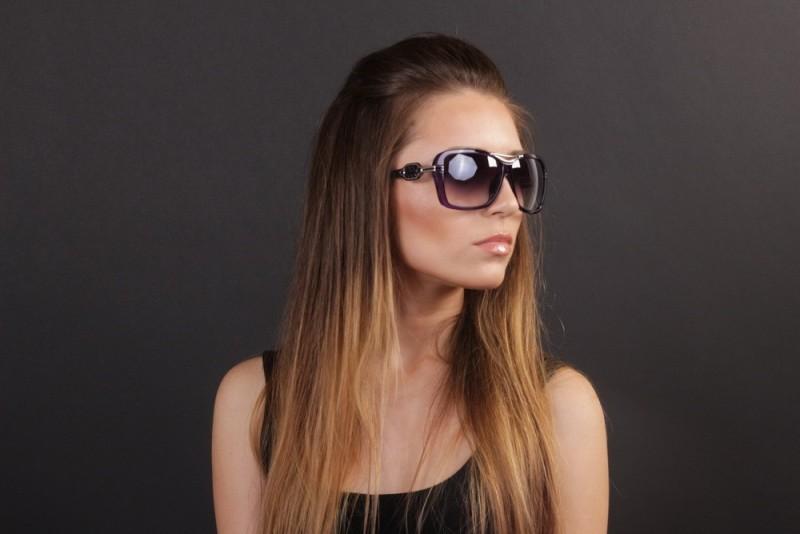 Женские классические очки 56266s-392, фото 6