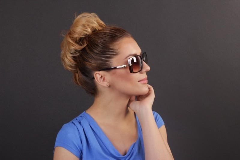Женские классические очки 56212s-13, фото 5