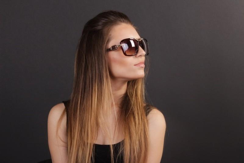 Женские классические очки 56266s-13, фото 6
