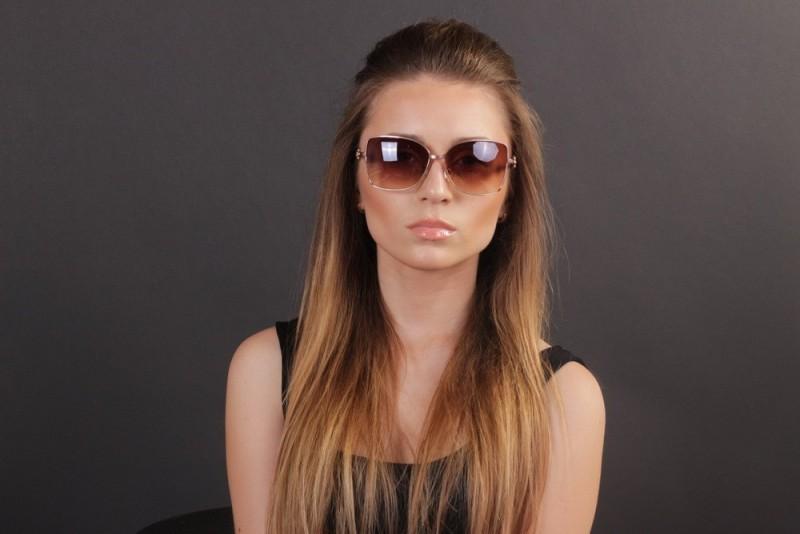 Женские классические очки 58106d-284, фото 5