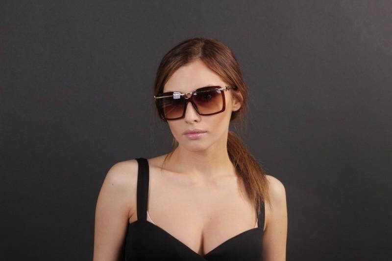 Женские классические очки 56244br, фото 4