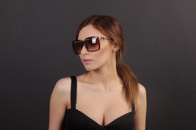 Женские классические очки 56244br, фото 5