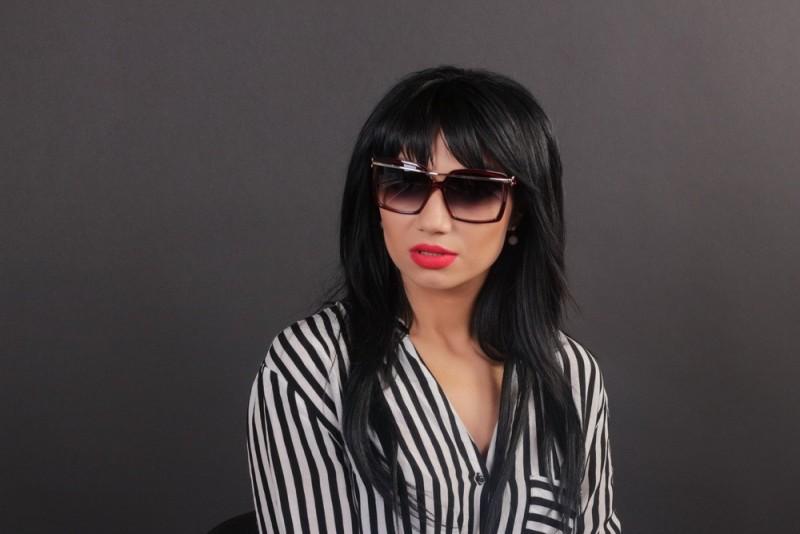 Женские классические очки 56244-378, фото 4