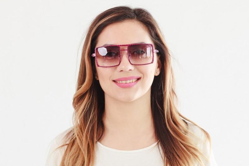 Женские классические очки 5885f, фото 3