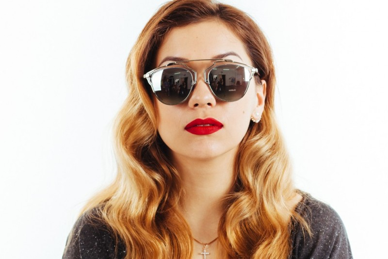 Женские очки 2021 года dior_so_real_s, фото 3