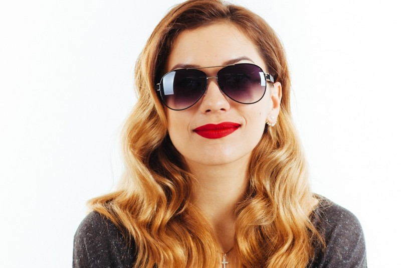 Женские очки капли 1109c15, фото 3