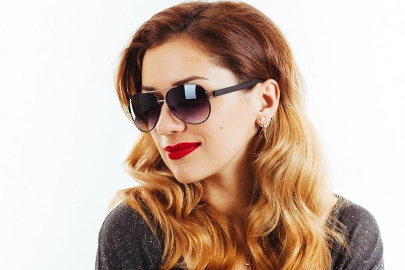 Женские очки капли 1109c15, фото 4