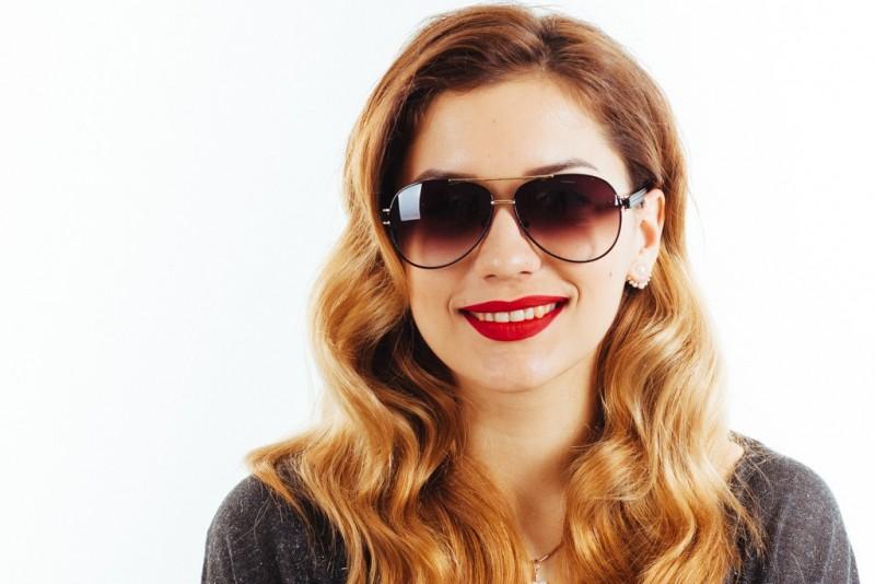 Женские очки капли 1109c20, фото 3