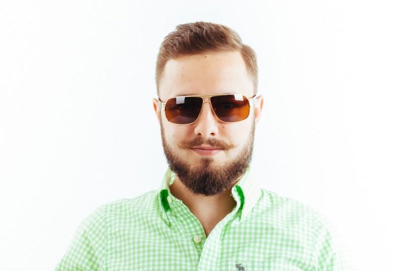 Мужские очки  2021 года 8034c36, фото 3