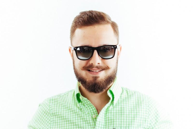 Мужские очки  2019 года 8199a, фото 3
