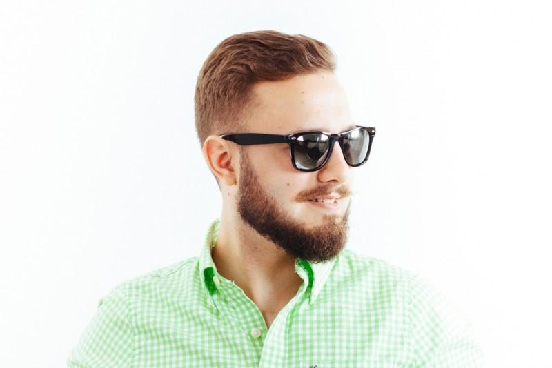 Мужские очки  2019 года 8199a, фото 4