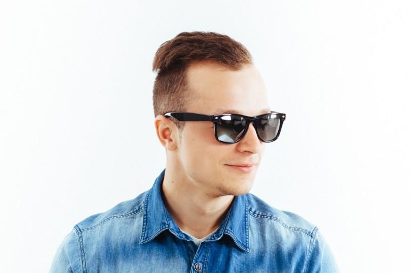 Мужские очки  2019 года 8199a, фото 6
