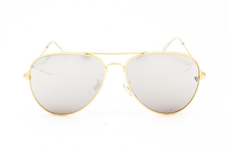 Ray Ban Aviator 3026z-gold, фото 1