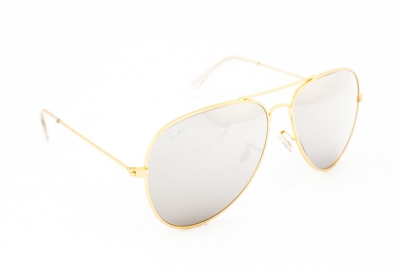 Ray Ban Aviator 3026z-gold, фото 2
