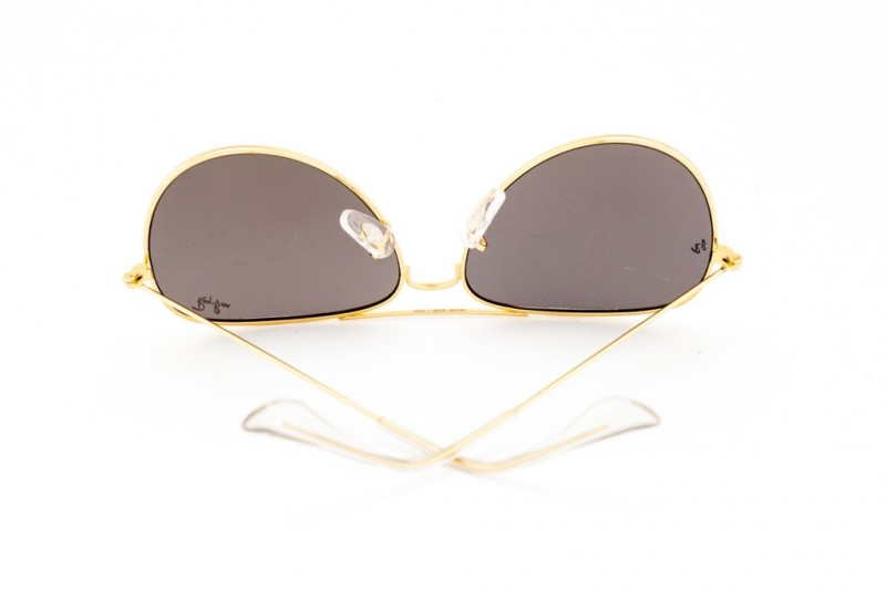 Ray Ban Aviator 3026z-gold, фото 3