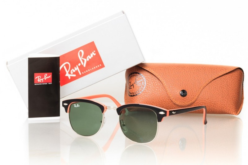 Ray Ban Clubmaster 3016c-9, фото 30