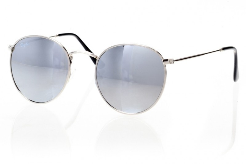 Ray Ban Round Metal 3447z, фото 1