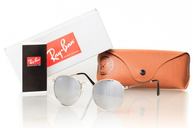 Ray Ban Round Metal 3447z, фото 30