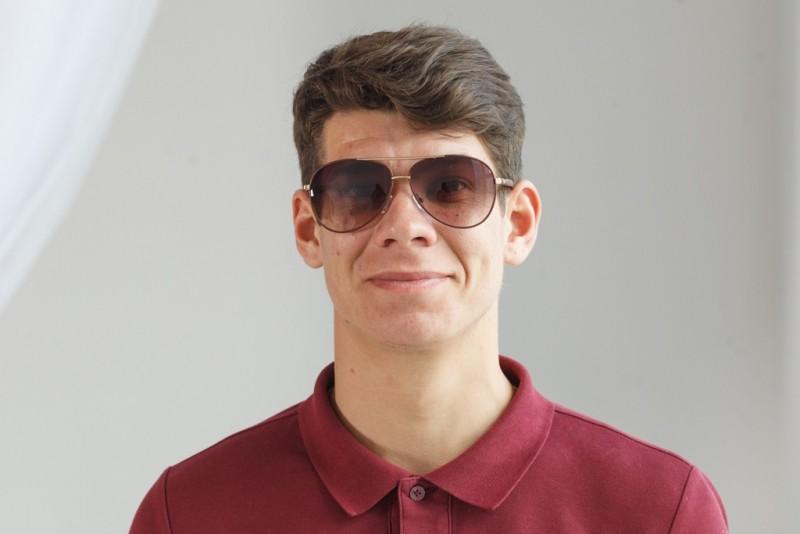 Мужские очки капли 757c17, фото 3