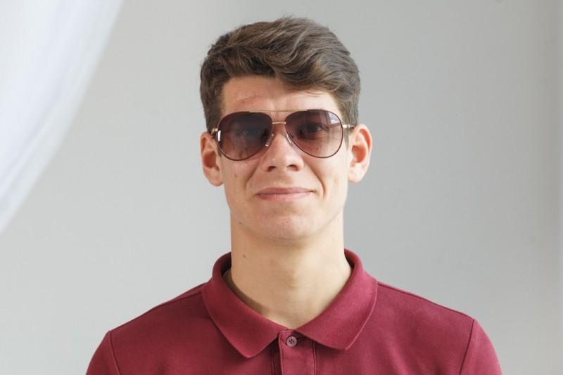 Мужские очки капли 766c17, фото 3