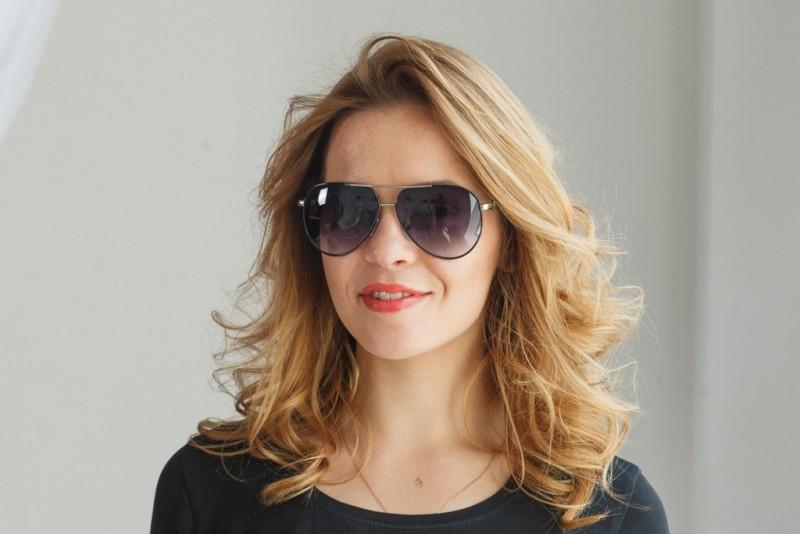 Женские очки капли 713c-15, фото 3