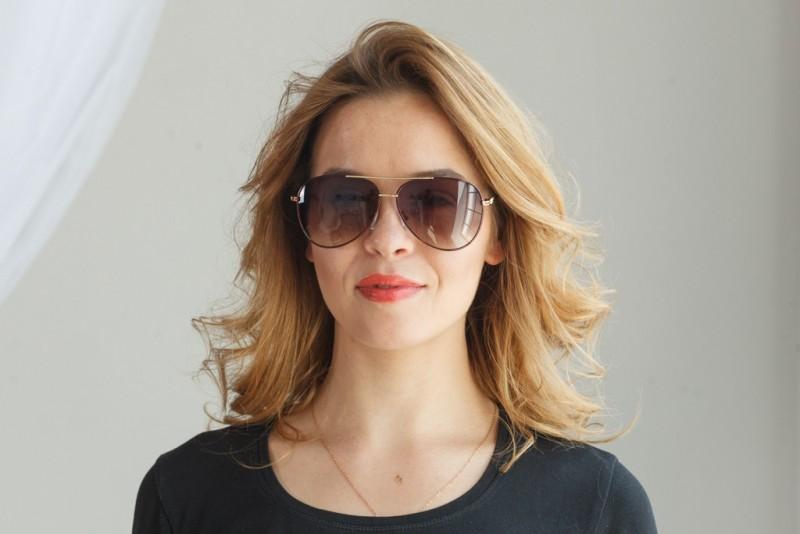 Женские очки капли 763с-40, фото 3