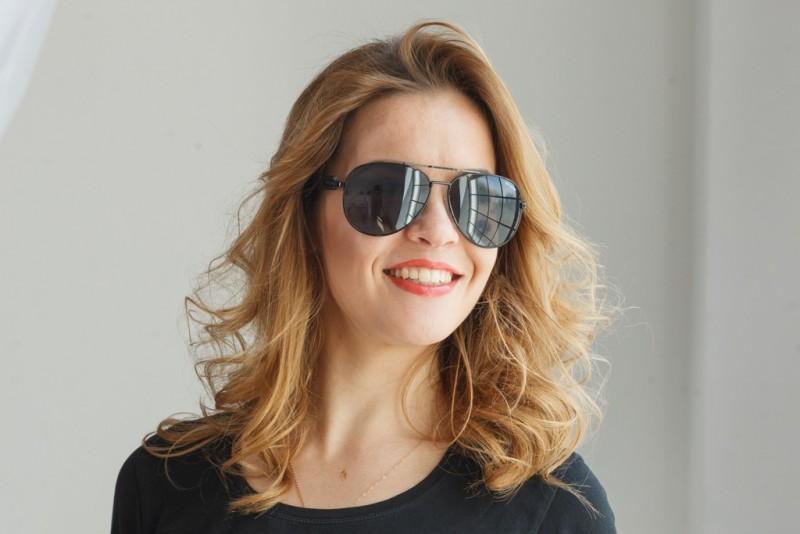Женские очки капли 317c30, фото 4