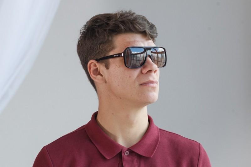 Мужские очки  2019 года 8390br, фото 4