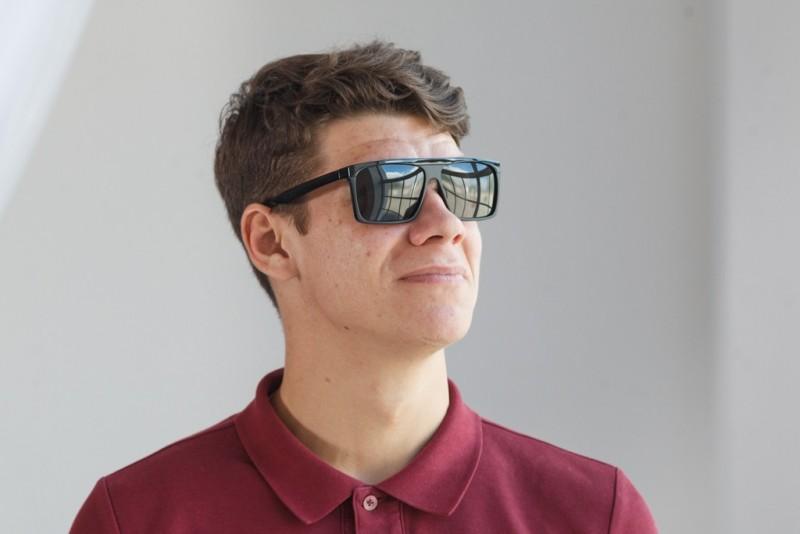 Мужские очки  2019 года 1327-91, фото 4