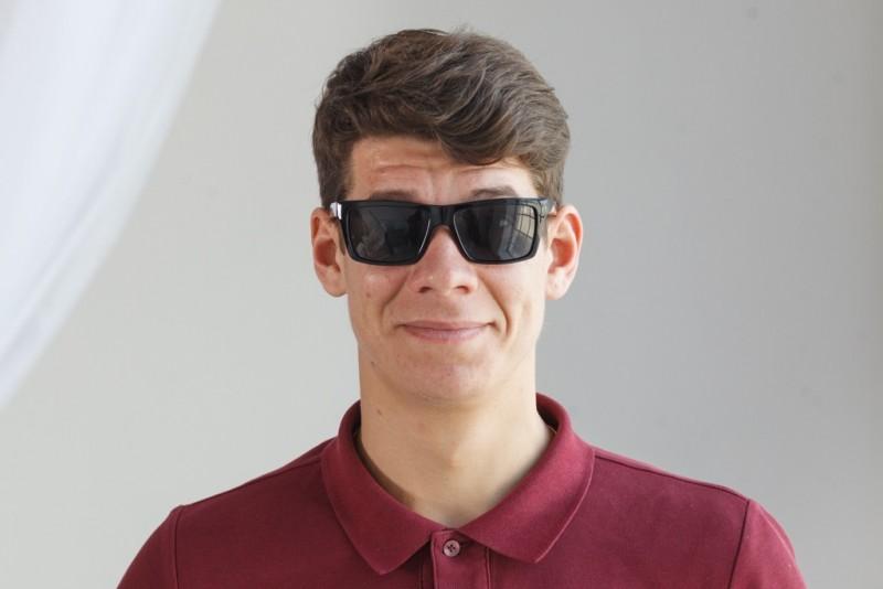 Мужские классические очки 017-10-91, фото 3