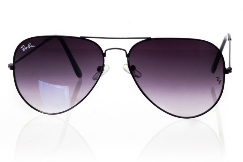 Ray Ban Aviator 3026grey-b, фото 2