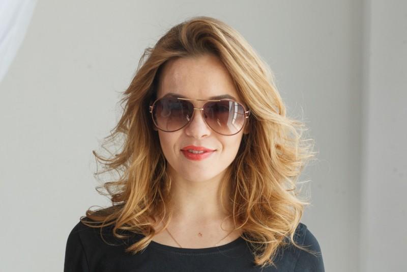 Женские очки капли 1109c17, фото 3