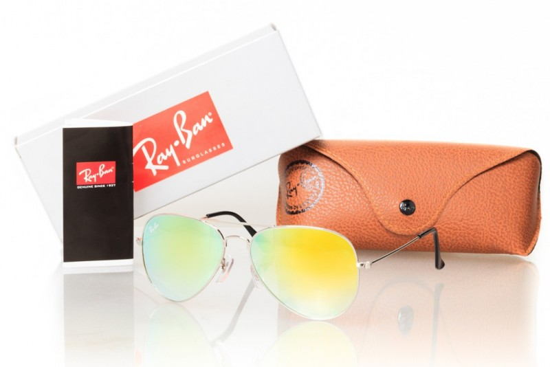 Ray Ban Original 3025lime-s, фото 30