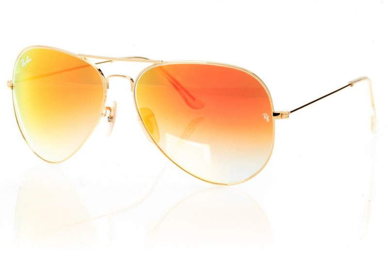 Ray Ban Original 3027orange-g, фото 1