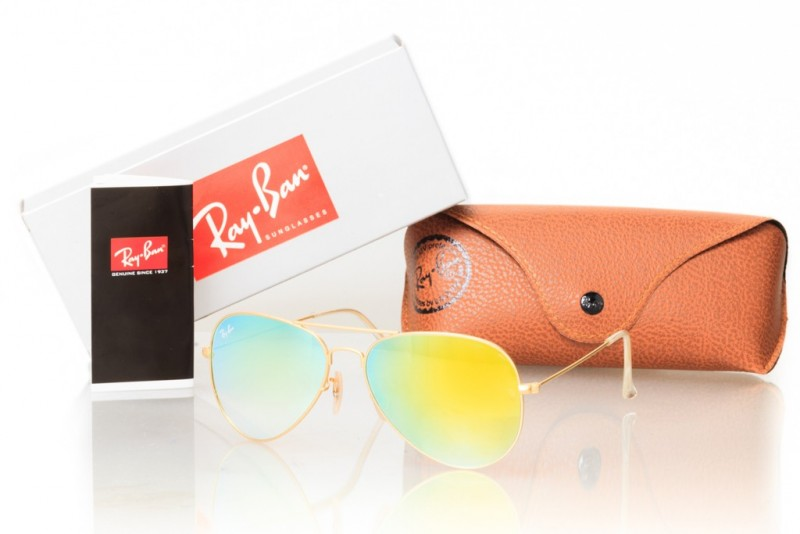Ray Ban Original 3025lime-gm, фото 30